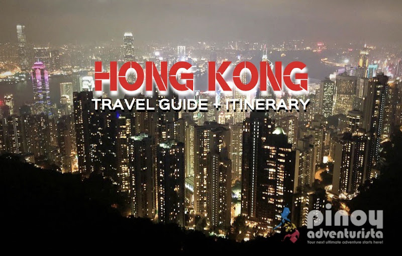 Hong Kong Travel Guide with DIY Itinerary Budget