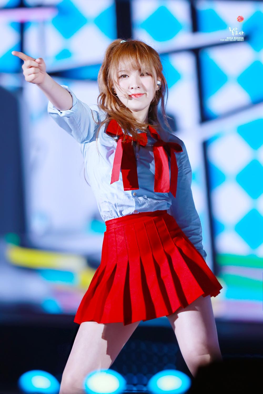 Kpop: I Love Red Velvet : WENDY RV @ 2015 INCHEON KPOP CONCERT