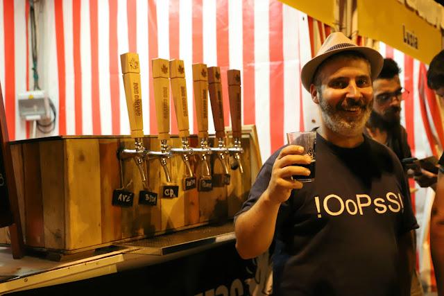 Alameda Beer Fest trouxe 200 variedades de cerveja a Faro