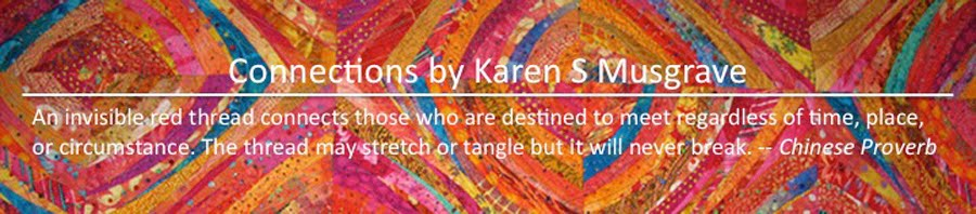 Connections by Karen S Musgrave