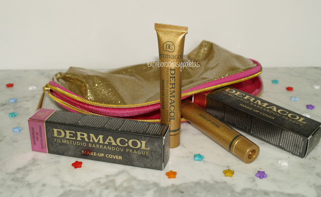 base maquillaje dermacol