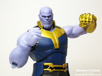 S.H.Figuarts Thanos de Avengers: Infinity War - Tamashii Nations