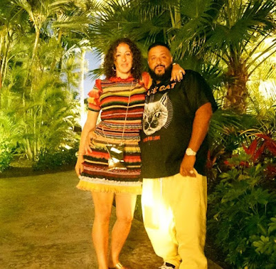 See lovely photos from DJ Khaled