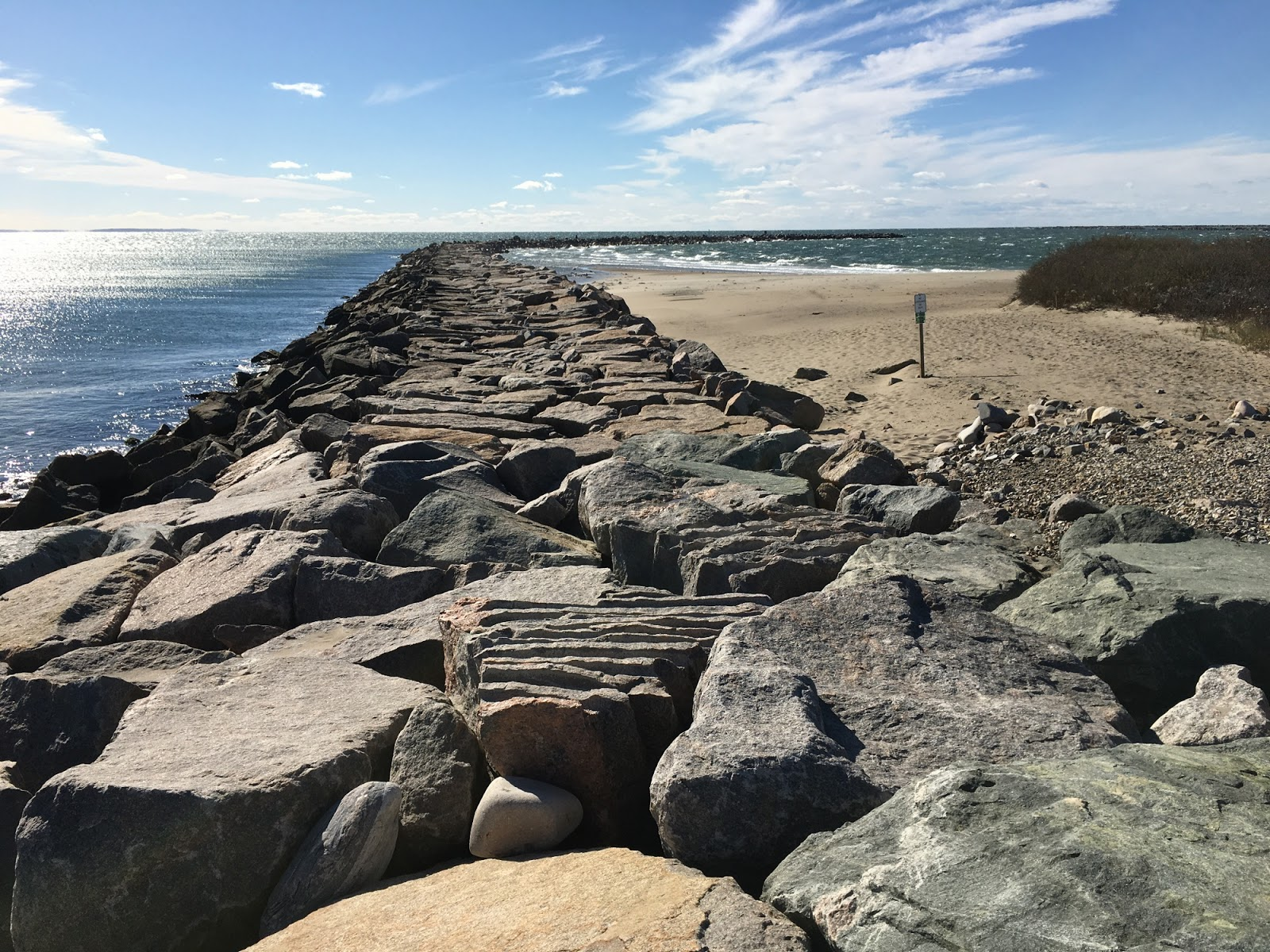 Gravel beach 2017 friday two weeks ago was a beautiful day for collecting beaches on rhode islands southern shore west of narragansett bay the stops were all short geenschuldenfo Image collections