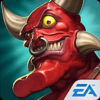 Dungeon Keeper v1.6.83 Mod Apk Unlimited Gems