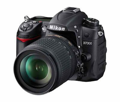 Nikon D7000 Manual
