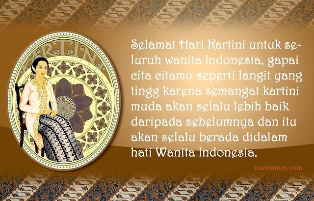 Contoh Unik Ucapan Selamat Hari Kartini 2019 - Ala Model Kini
