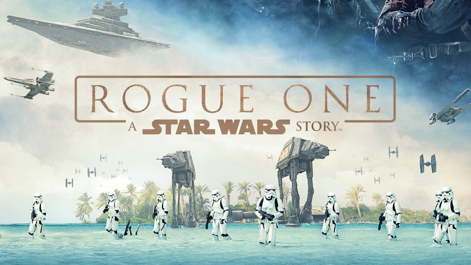 Rouge One Star Wars