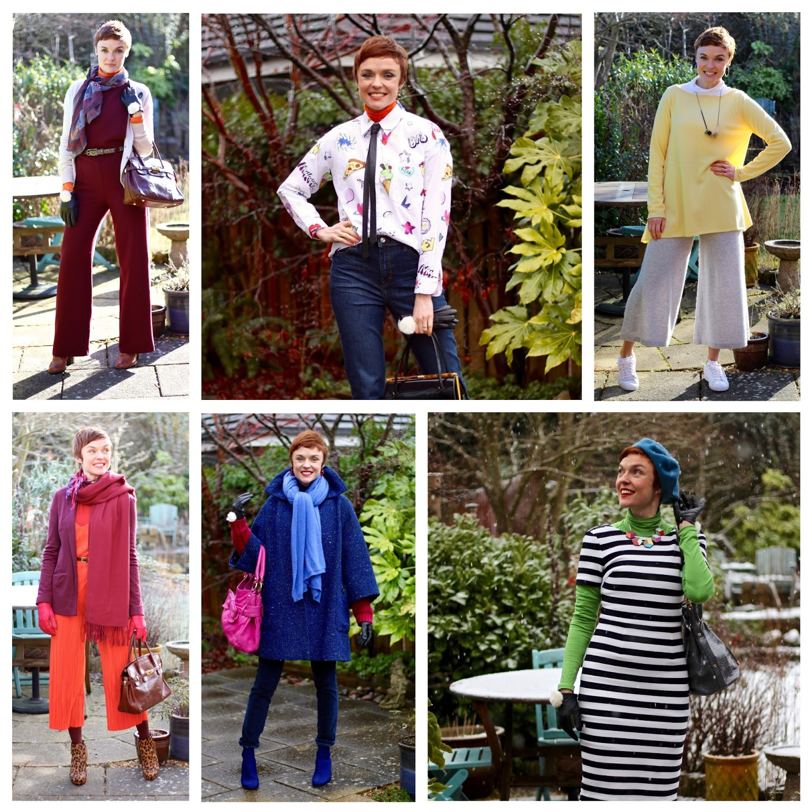 Goodbye Winter, Hello Spring! 7 Favourite Winter Looks | Fake Fabulous