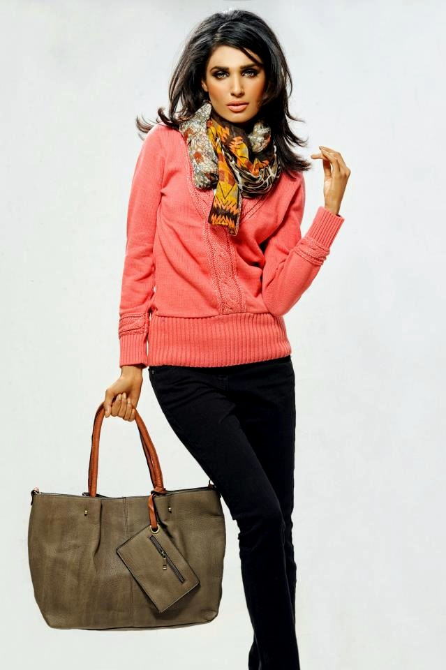 Latest Casual Wear Outfits 2013 By Big | New Winter ...