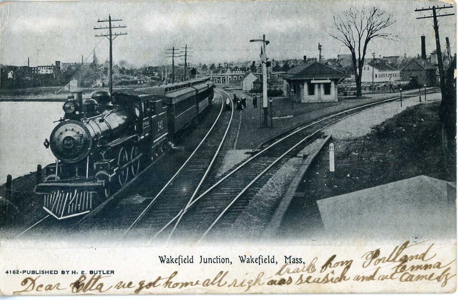 Vintage Railroads 104