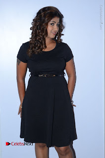 Tollywood Actress Geethanjali Thasya Latest Pos in Black Short Dress at Nanna Nenu Na Boyfriends Audio Launch  0009.JPG