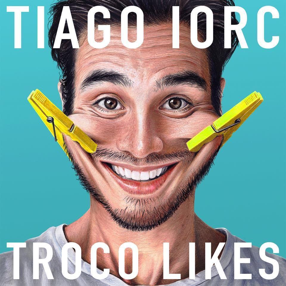 Procura música boa para ouvir? Comece a trocar likes com o Tiago Iorc