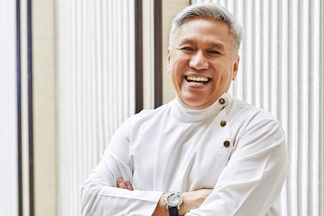 Chef Wan Komen Sambal Nasi Lemak AirAsia Premium Lounge