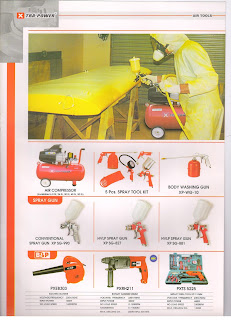 Xtra Power Tools /  Himax Tools Delhi Catalogue