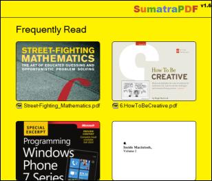 برنامج Sumatra PDF البديل الأفضل لتطبيق أدوبي ريدر