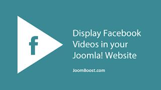Easy Facebook Embedded Videos