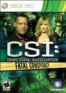 CSI: Fatal Conspiracy (X-BOX360) 2010