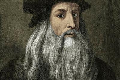 Curiosidades da vida e obra de Leonardo da Vinci