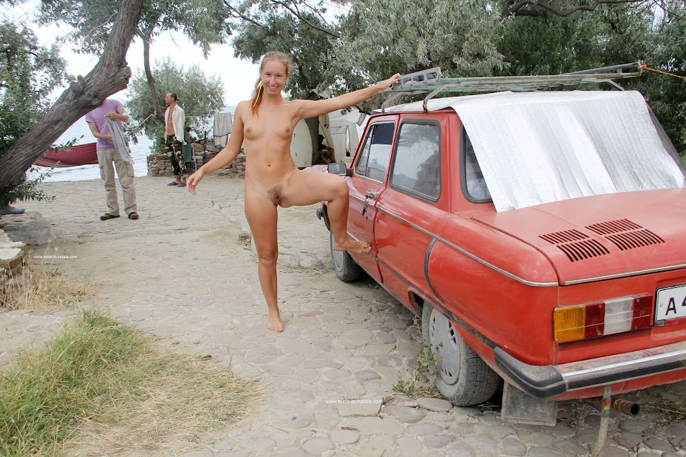 [Nude-in-Russia] Margarita S - Crimean Holidays