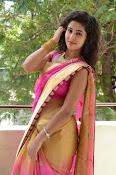 pavani new photos in saree-thumbnail-32