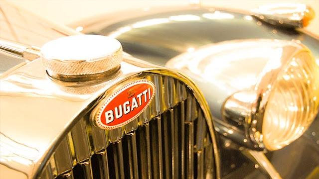 significado logo de bugatti