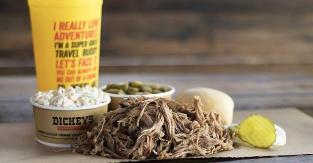 Wing Shack Coupons >> Dickey's Offering Free Pound of Pork with XL Family Pack ...