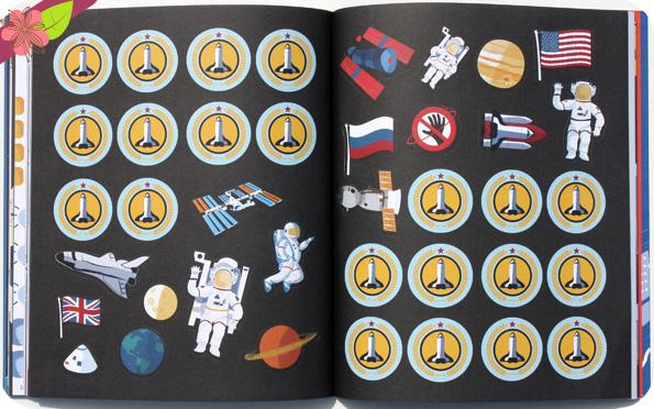 Astronaute Académie - Nathan