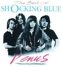 Venus SHOCKING BLUE, picture sleeve