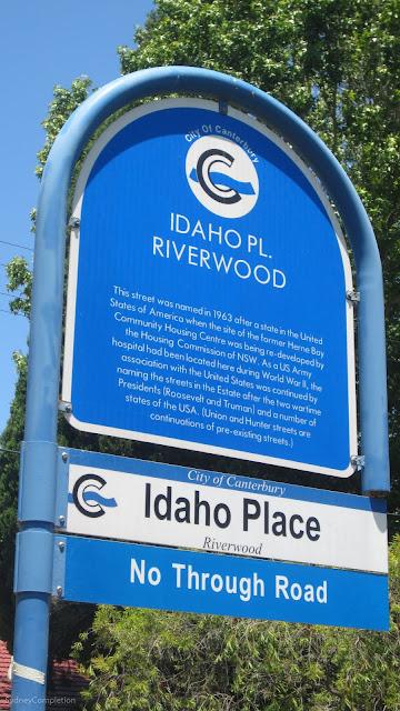 I'm Idaho