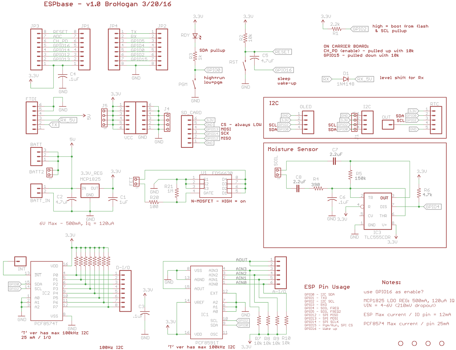 Arduino Collection Geiger Counter Circuit Schematic Of The Board