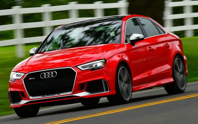 Audi RS3 Sedan 2018