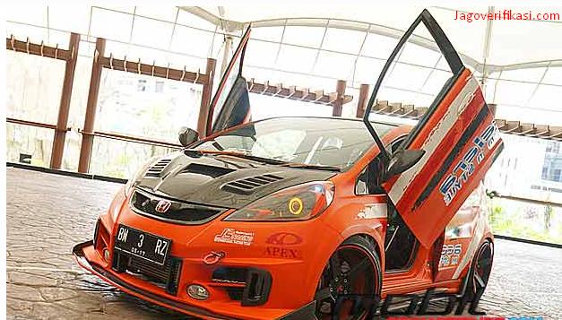 Quot Honda Jazz Rs 2012 Modification Quot Otomotif Trend