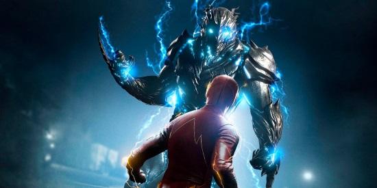 The Flash Vs. Savitar