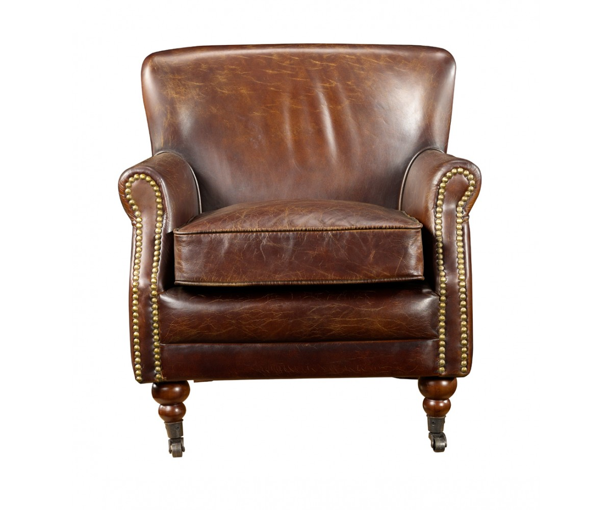 Leather Office Chair Pottery Barn: Loved And Lovely: Seeing Double