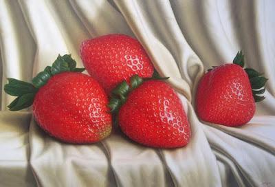 cuadros-frutas-rojas
