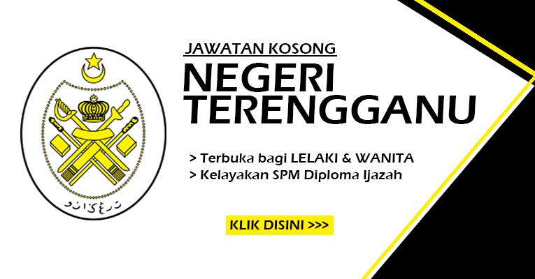Jawatan Kosong Terbaru di Negeri Terengganu