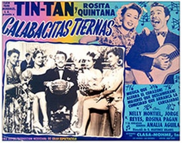 Calabacitas Tiernas - 1949