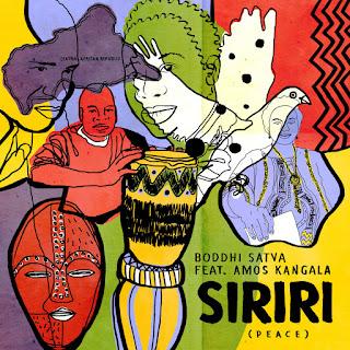 Imagem Boddhi Satva feat. Amos Kangala - Siriri