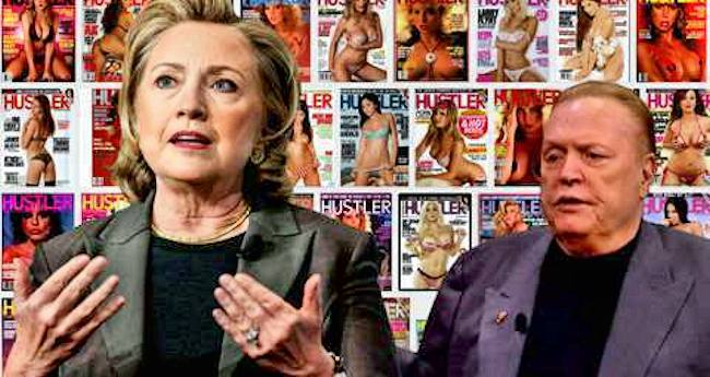 Larry Flynt and HRC