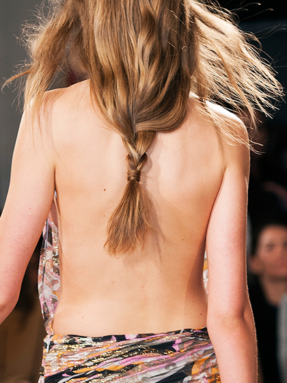 UNDONE BRAID