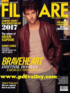 Filmfare Maazine 25 January 2017