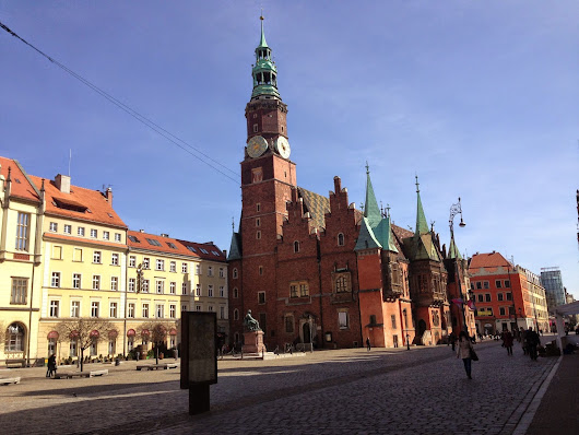 Wroclaw: Another trip to mother Poland