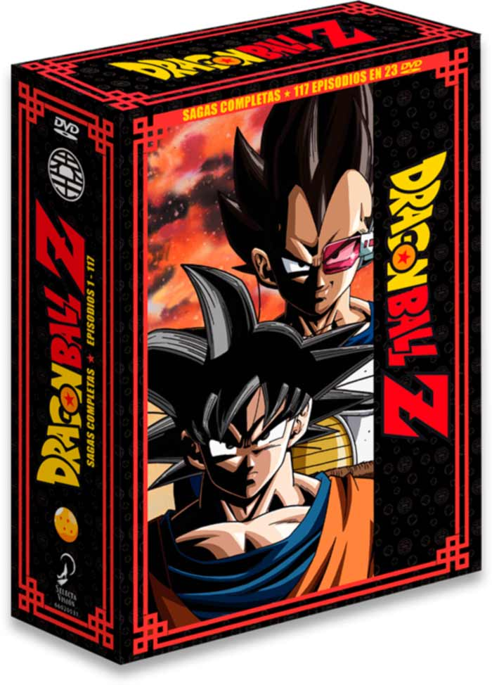 Dragon Ball Z - Box 1