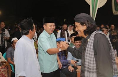 Ridho Ficardo: Jalan Gedong Tataan - Padang Cermin Tahun Ini 100% Mulus