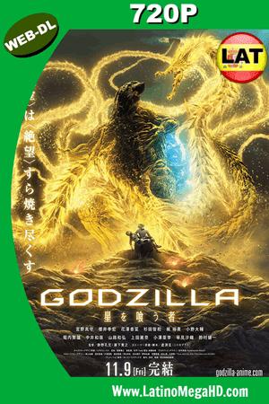 Godzilla 3: El devorador de planetas (2018) Latino HD WEB-DL 720P ()