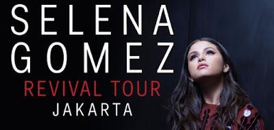 Selena Gomez Siap Mengadakan Konser Revival Tour 2016 Di Indonesia