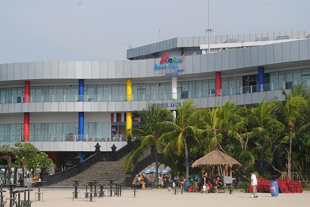 Ancol Beach City, Mall-nya Sepi euy...