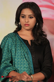 Actress Sridivya Pictures at Marudhu Movie Press Meet  0007