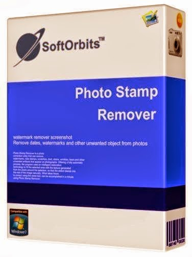 Photo Stamp Remover 6.1 Full Version + Serial Key Free Download